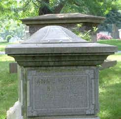 Anne Sexton grave boston