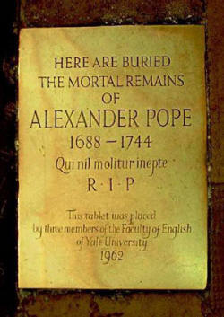essay on man alexander pope interpretation Quotes and quotations from the works of alexander pope, restoration poet and critic alexander pope: 18th-century literature |  —essay on man epistle i.