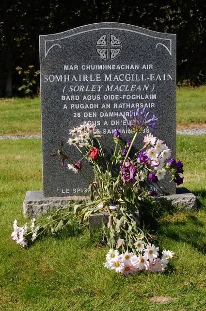 Sorley MacLean edinburgh